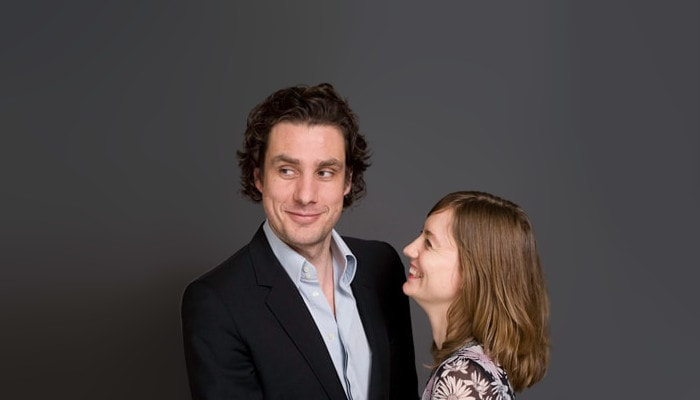 Stefan Scholten and Carole Baijings