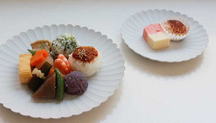 wagashi and TYPalace Plate