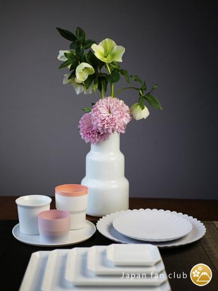 1616/arita japanの花瓶やプレート