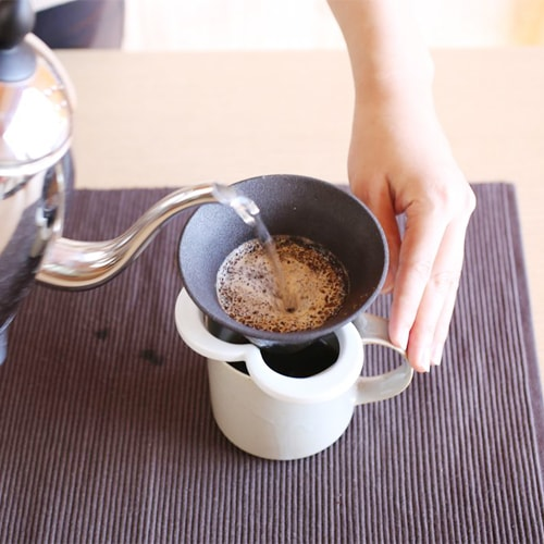 coffee can be brewed without paper filter