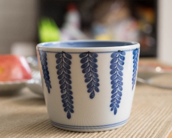 Fujibana soba cup of CHOKU series from amabro