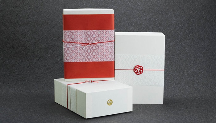 Japan Design Store original gift boxes