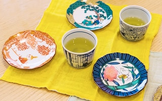 Stylish Japanese tableware by Moomin × amabro