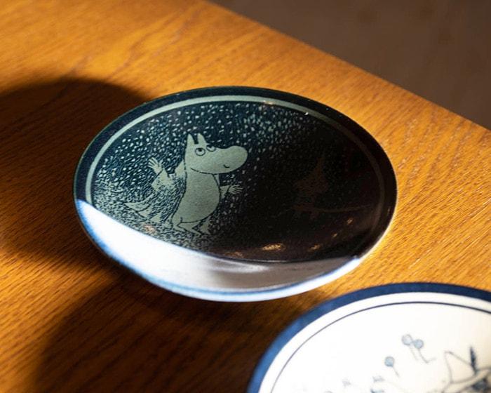 ムーミン益子焼食器のGosu