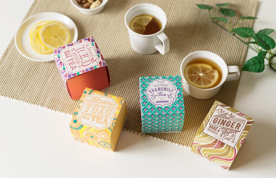 甘い香りが広がる 国産うれしの紅茶でおしゃれなティータイムを