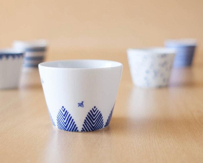 Japanese tableware of Azmaya