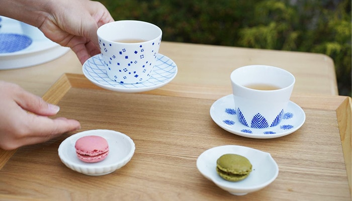 Soba choko cups can be stylish tea cups