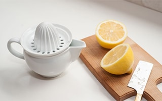 All-Purpose! Ceramic Juicer from Azmaya