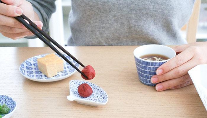 東屋の豆皿はシンプルだから使いやすい