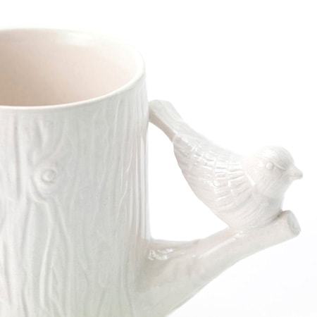 Perch Cup bird