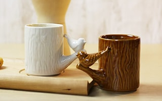 Perch Cup, Stylish Scandinavian Mugs