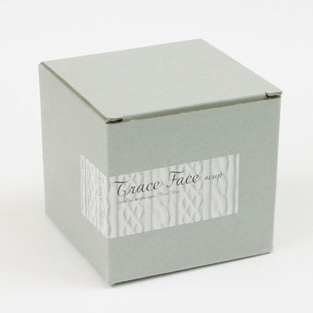 The exclusive box for the Trace Face series