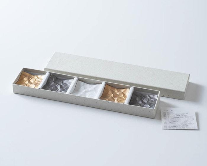 日本デザインストアオリジナルのクリンクル箸置きアソートセット