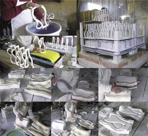 Atelier of ceramic japan