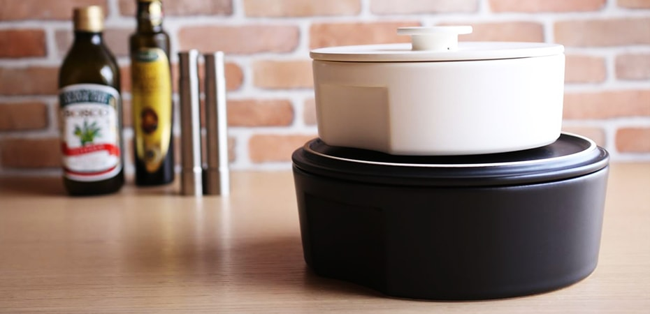 Donabe pot do-nabe from ceramic japan