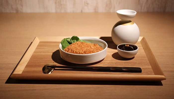 Dinner with Shuki daruma