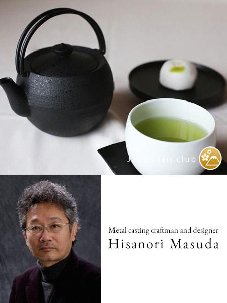 picture of Hisanori Masuda caster and designer