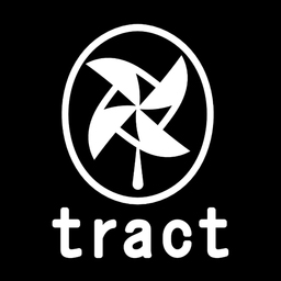 tractロゴ