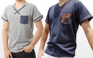 Japanese tradition×Active ~Traditional craft meets T-shirt~