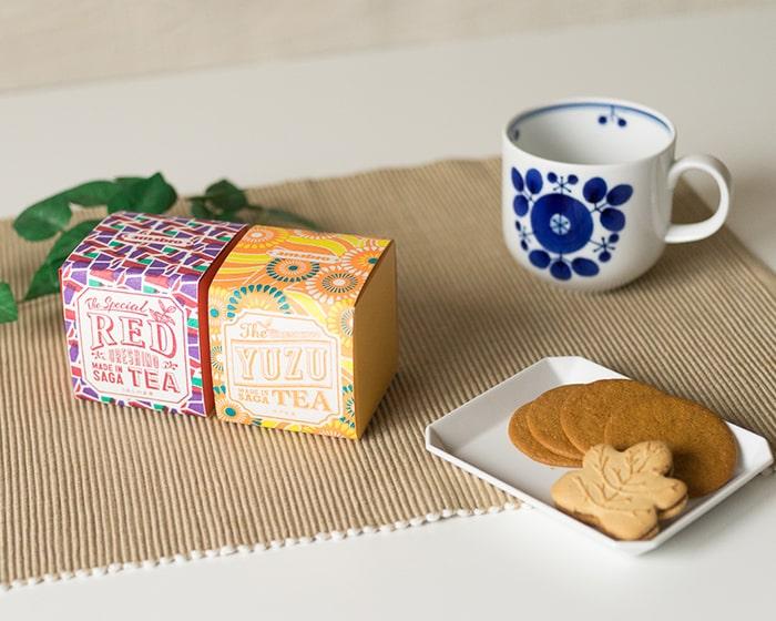 amabroの紅茶とブルームマグ