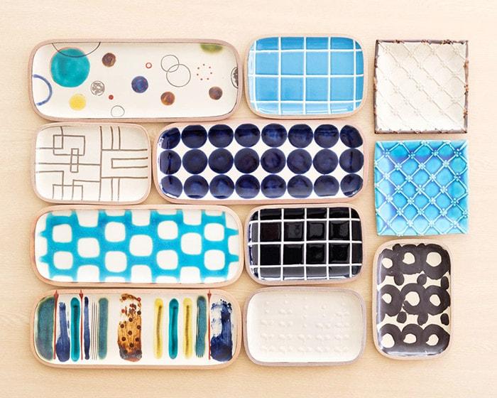 Various brilliant patterns of Yachimun