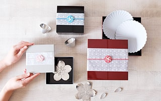Surprising! Stylish Japanese Gift Box Tamatebako