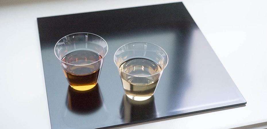 日本の食卓のために作られた、美しい薄玻璃ワイングラス