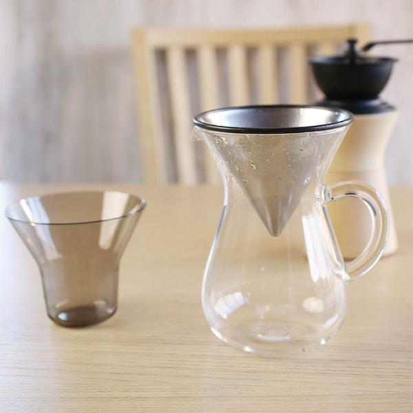 スローコーヒーに合うデザイン