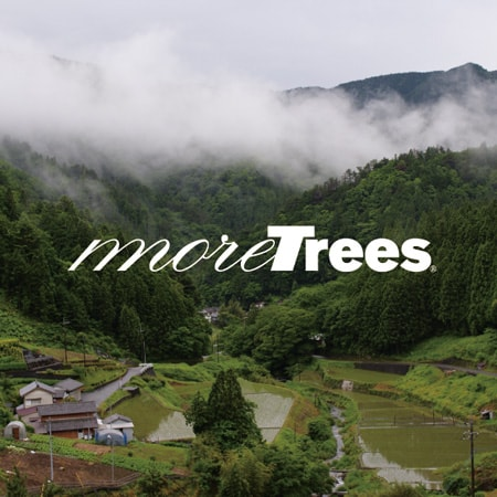 The logo of more Trees