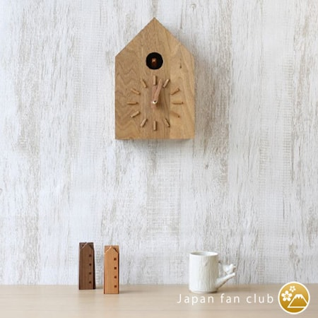 modern cuckoo clock fit Northern European interior