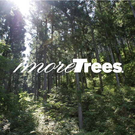 more Trees logo