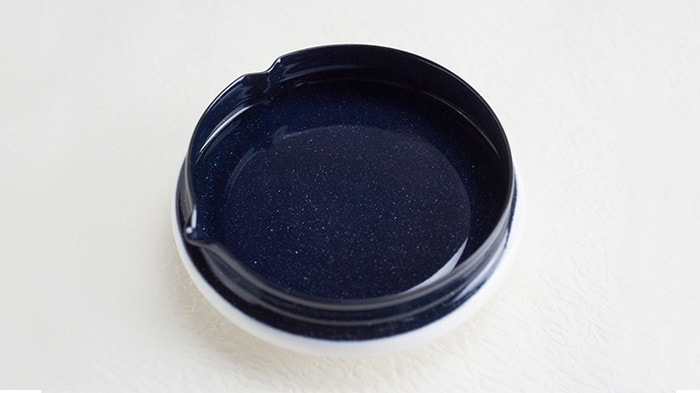 Backside of the lid of Amukettle