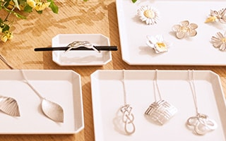 Be More Fashionable with Tin Jewelry from Nousaku