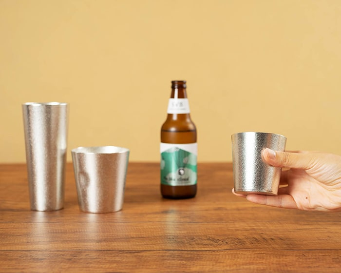beer tumbler and cup L Nousaku