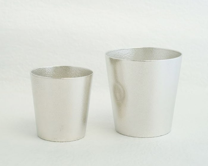 Nousaku 100% tin beer cup L