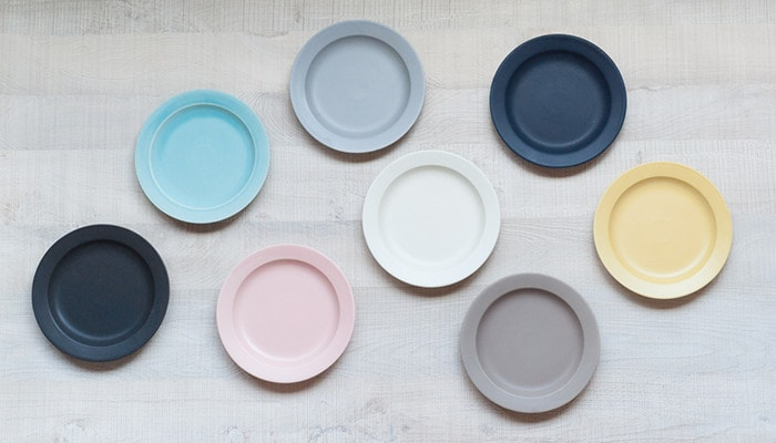 8 colors of colorful dinnerware DAYS