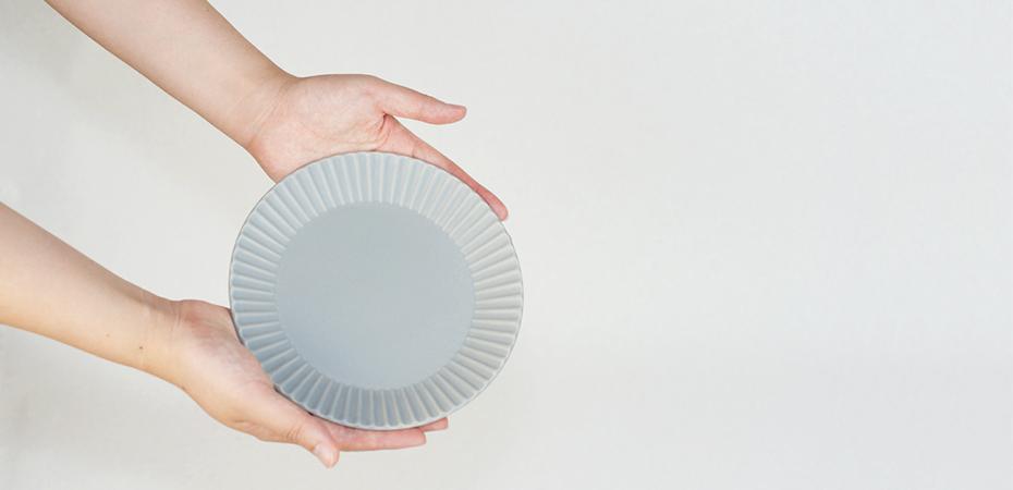 Everyday dishes of Stripe series form SAKUZAN