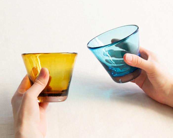 沖縄旅行のお土産としてもピッタリの琉球ガラス