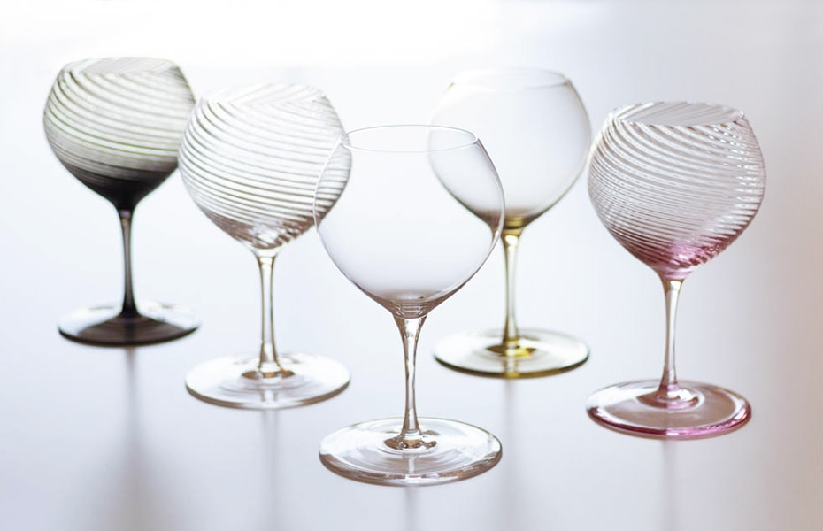 Elegant wine glass Bueno from Sghr