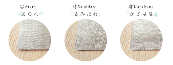 Pattern type of suzugami