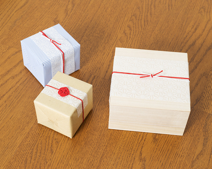 Japan Design Store original gift wrapping