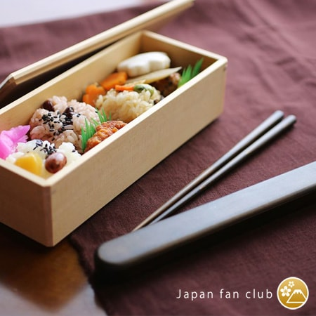 輪島漆 箸 弁当箱