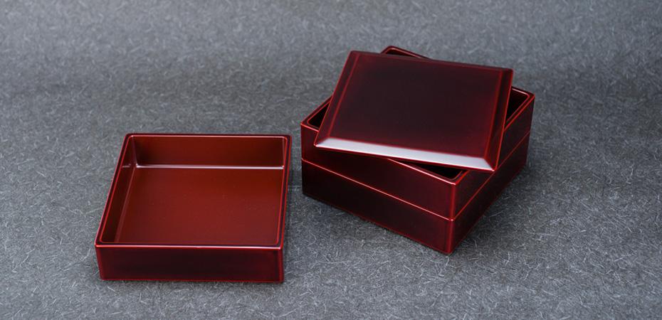 本物の漆器が魅せる日本の美 輪島塗の重箱