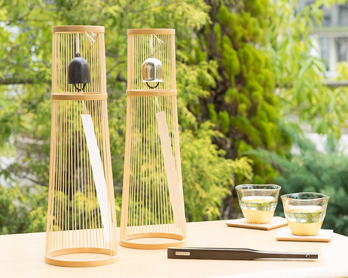 Merveilleux Tabletop Wind Bells Make Sound In The Breeze