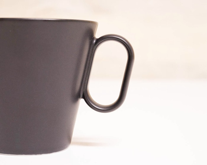Handle of Eternal mug black