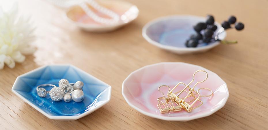 引き出物ギフトにおすすめ 可愛い豆皿セット