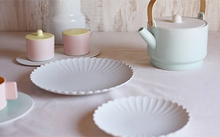 High quality Japanese tableware as Japanese wedding gifts