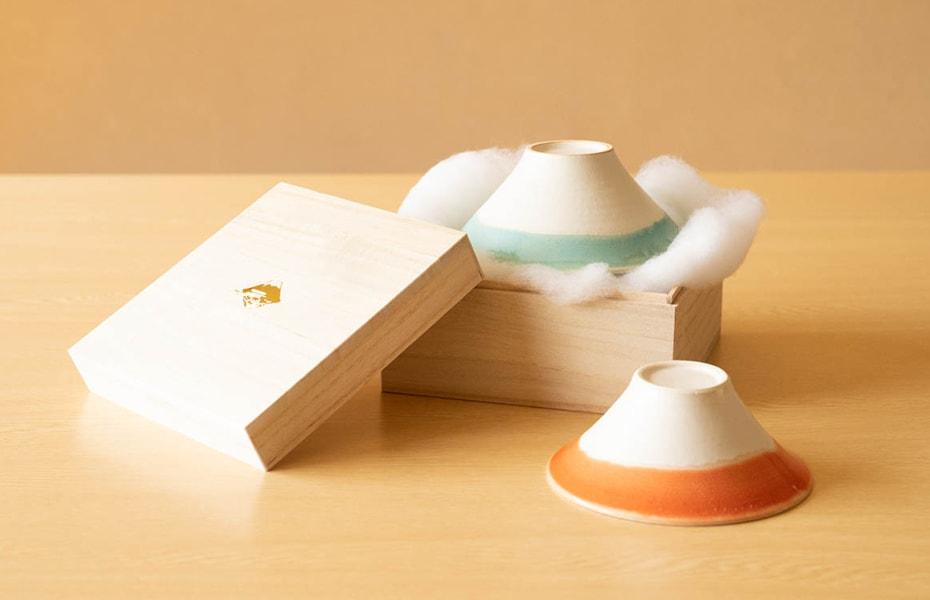 Fujiyama rice bowls from Floyd