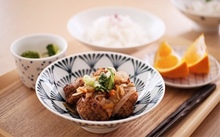 Make A Cool Food Presentation with Hasami Porcelain