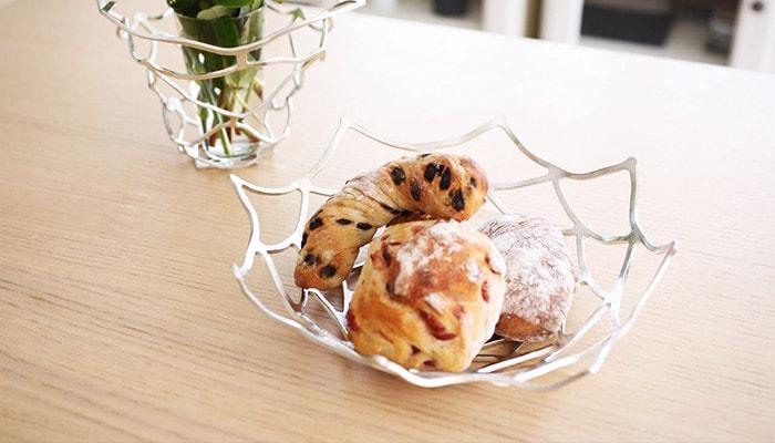Use KAGO from Nousaku as metal bread basket